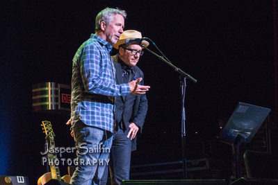 Rick Franks of Live Nation Entertainment, Elvis Costello Solo at the Michigan Theater, June 13, 2014