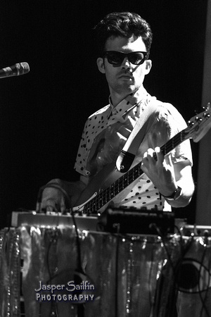 Nate Brenner of tUnE-yArDs