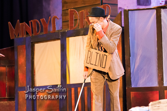 Pioneer Theatre Guild's Guys and Dolls, November 2014