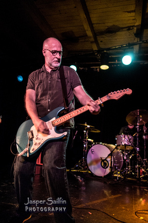 Bob Mould at the Magic Stick, Detroit, Michigan